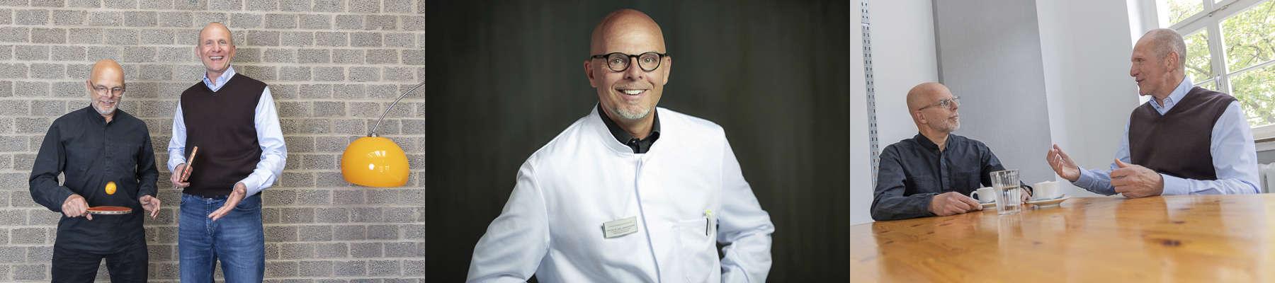 Dr. Johannes Kuchta im Rückenschmerzen Podcast mit Prof. Dr. Dieter Müller