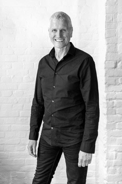 Franz-Josef Schumeckers im Lernen-Podcast (schwarz-weiß)